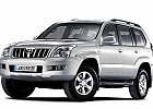 Toyota Land Cruiser Prado 120 2002 - 2009