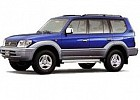 Toyota Land Cruiser Prado 90 1996 - 2002