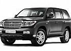 Toyota Land Cruiser 200 2007 - 2012