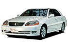 Toyota Mark 2 (X110) правый руль 2000 - 2007
